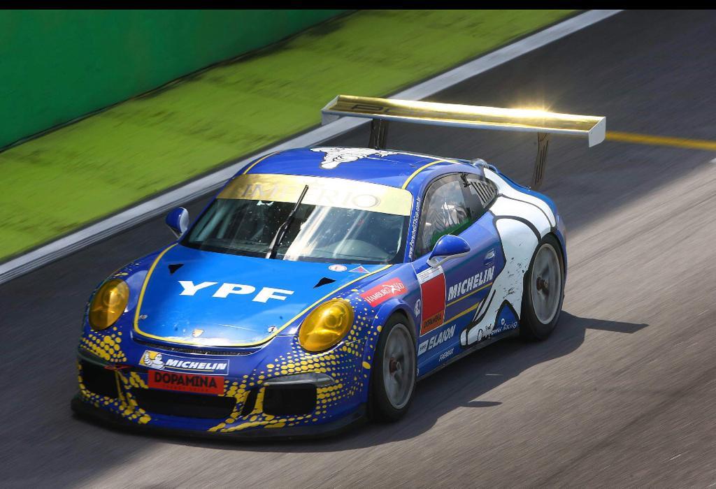 Porsche GT3 - YPF Brasil